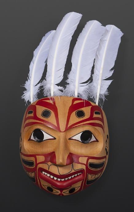 Double Eagle Crest Reg Davidson Haida