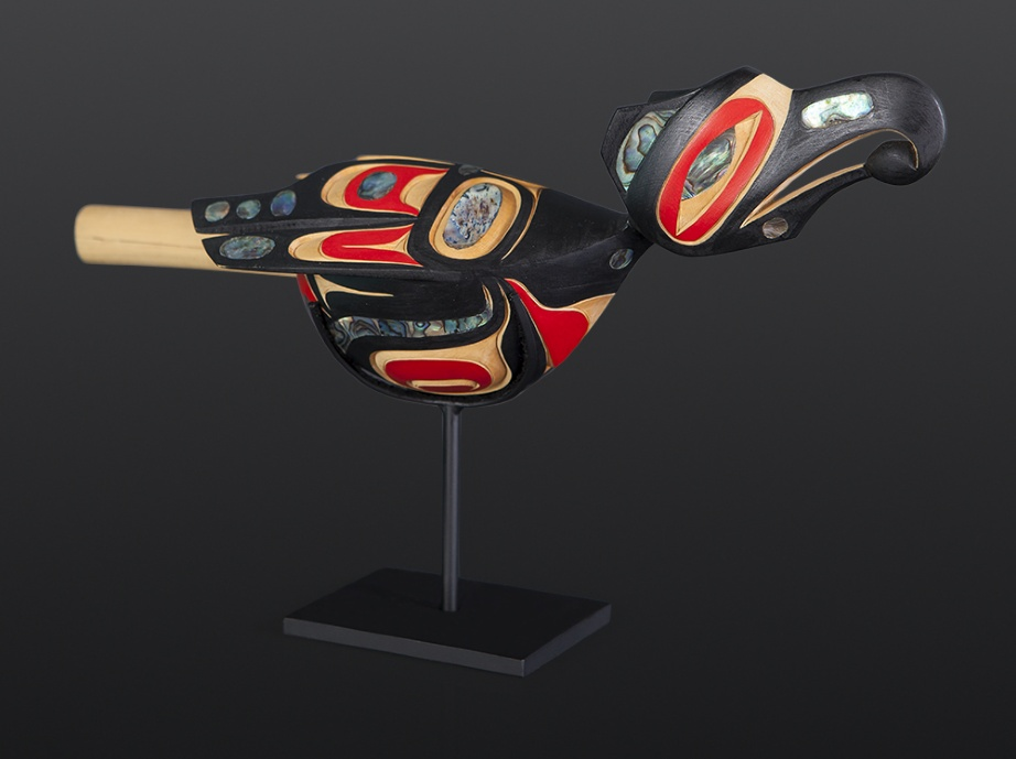 Dragonfly Rattle Moy Sutherland Nuu-chah-nulth