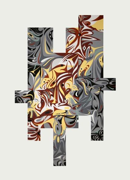 Susan Point Coast Salish Limited Edition of 111 34w x 45h 1800
