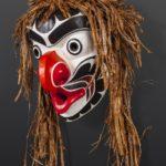 Grouse Mask Beau Dick Kwakwaka'wakw Atlakim