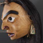 Mouse Woman Shawn Aster Tsimshian Mask Native Art
