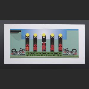 Nytom Makah Smokehouse Limited Print