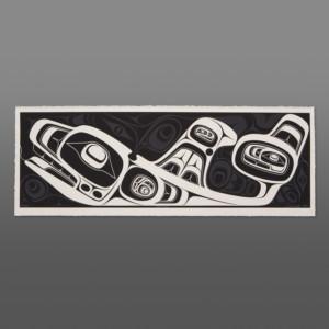 Tang Gwaan Orca Cori Savard Haida