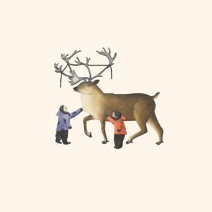 Caribou Rescue QAVAVAU MANUMIE
