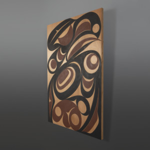Red Tailed Hawk Andy Peterson Coast Salish Panel