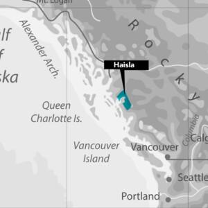 Haisla Nation Map