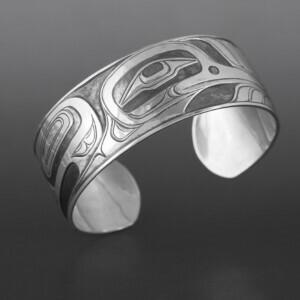 hummingbird bracelet dean hunt silver