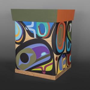 "Life's Journey Box Steve Smith 14"" x 10"" x 10"" 5800"