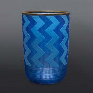 blue waterfall basket preston singletary