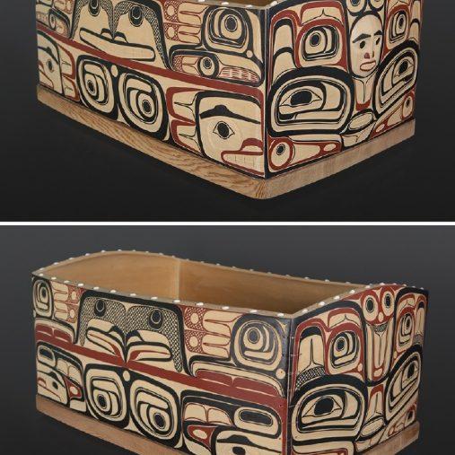 Tsimshian Feast Box David Boxley Tsimshian