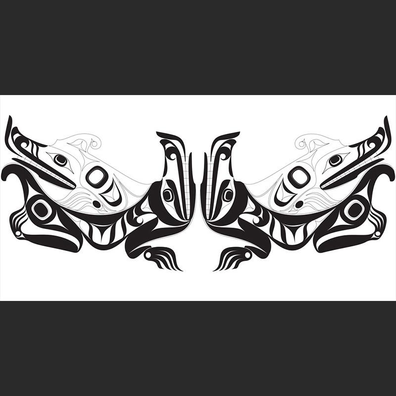 Wolves Nytom (John Goodwin) Makah print