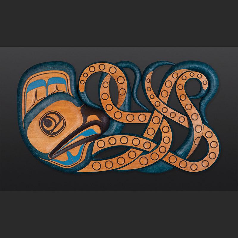 Nathan Wilson Haisla Devilfish Octopus 3900